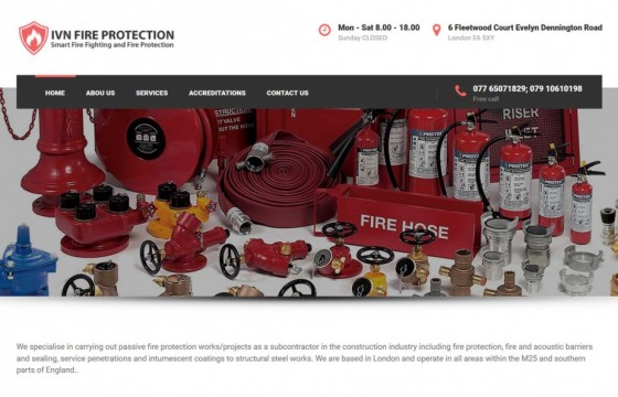 IVN Fire Protection